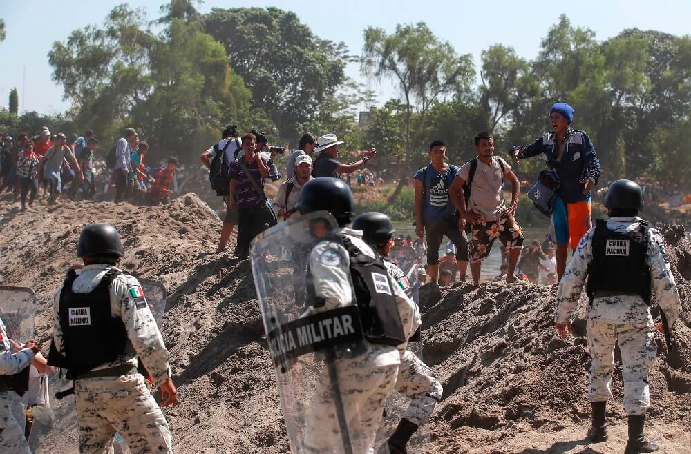 The Weekend Leader - 51 bodies of migrants recovered at Mexico-US border