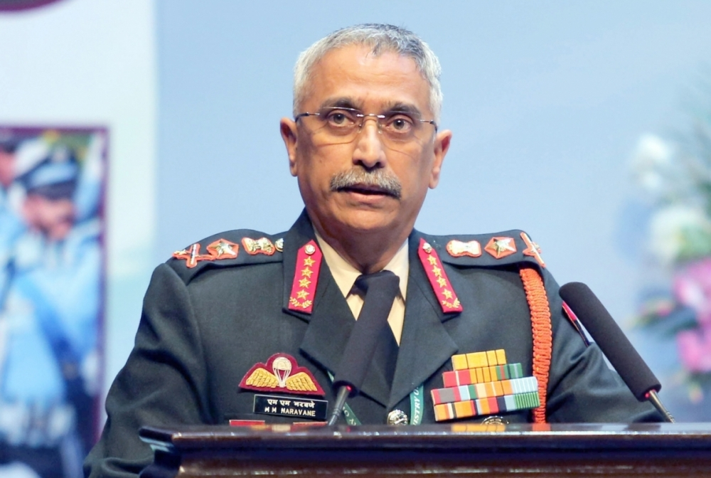 Army chief in Arunachal to review operational preparedness