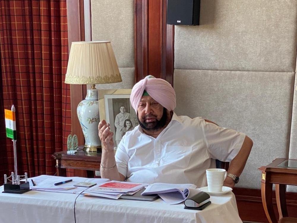The Weekend Leader - Punjab CM slams AAP leader on law & order assertions