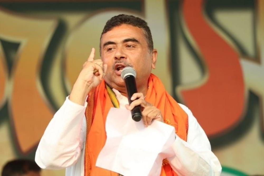 The Weekend Leader - No coercive action against Suvendu Adhikari: Calcutta HC