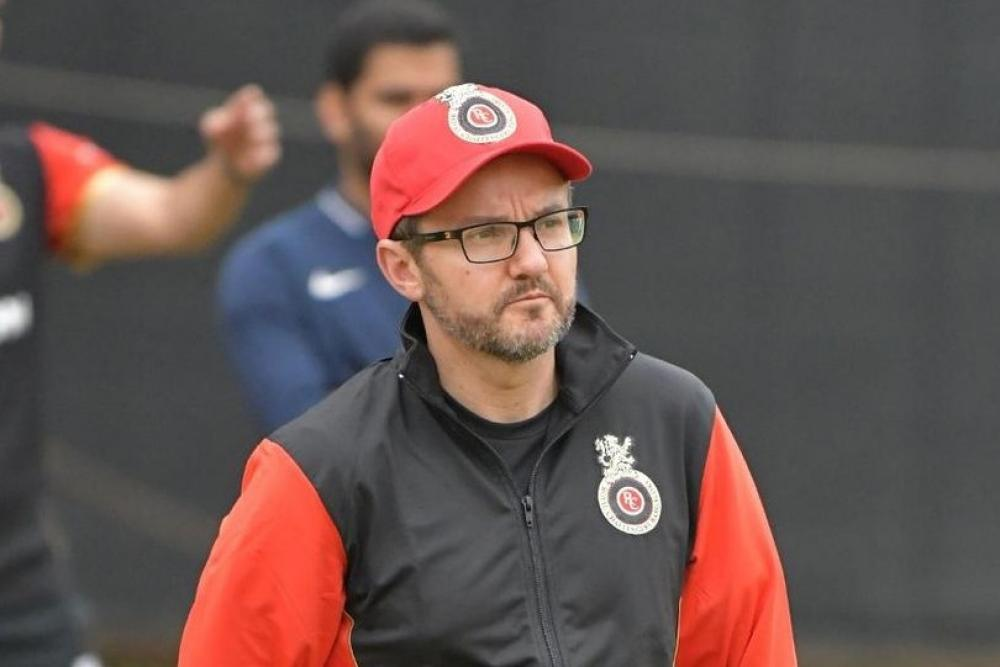 The Weekend Leader - IPL 2021: RCB start training in Dubai