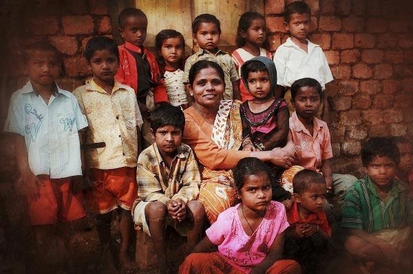 Poverty's child
