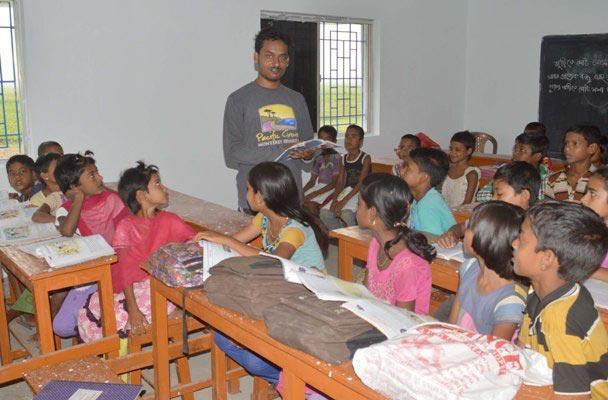 Child teacher