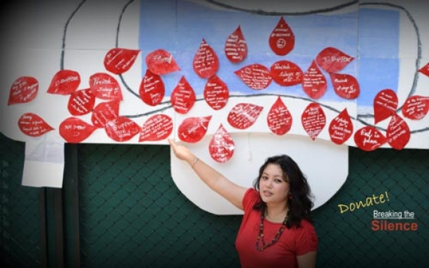The Weekend Leader - A woman fights for breaking the silence over the 'red droplets' | Causes | Delhi