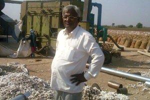 The Weekend Leader - Mansukhbhai Patel | Innovator  | Cotton Stripping Machine