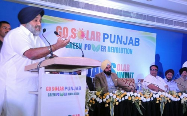 The Weekend Leader - Punjab shows the way by turning to unconventional renewable energy sources | Nature | Chandigarh