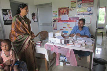 How a woman brings about changes for the betterment of the people in her village