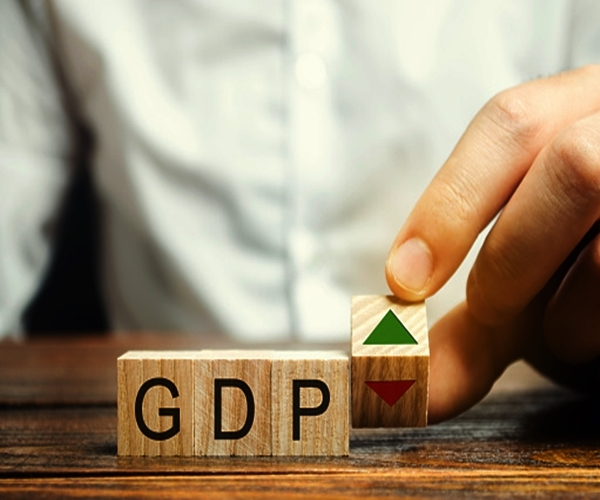 Covid Struck: India's FY21 GDP expected to contract by 7.7%