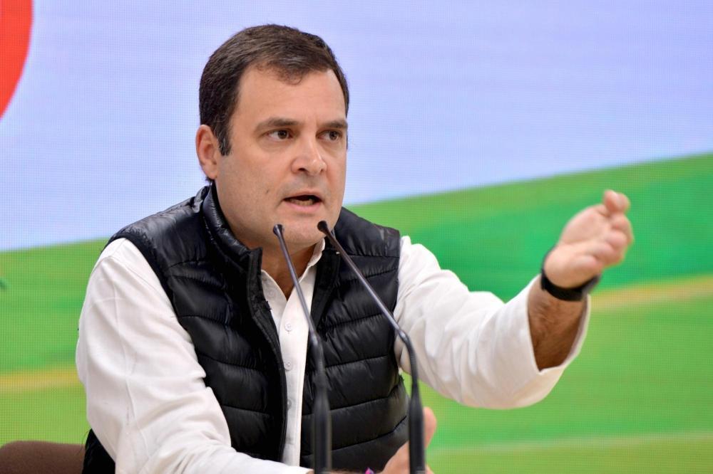 The Weekend Leader - Bihar Cong leaders meet Rahul amid talks of change of guard