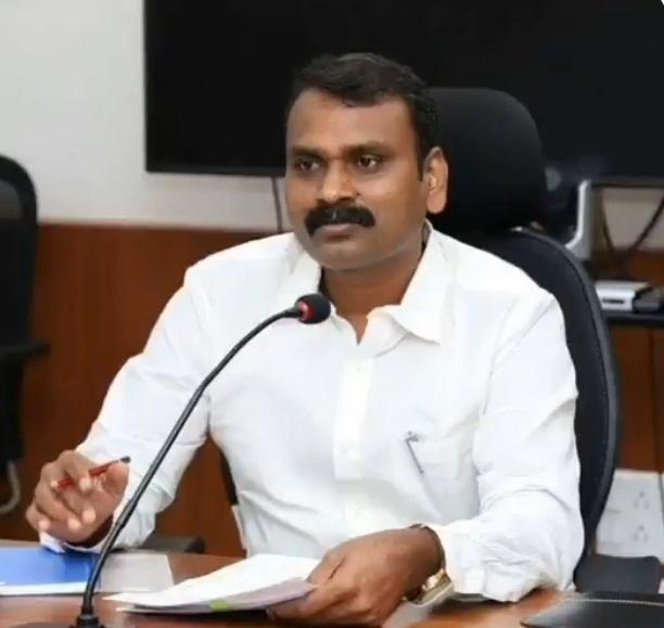 The Weekend Leader - Tamil Nadu BJP chief Murugan sworn in as Union minister