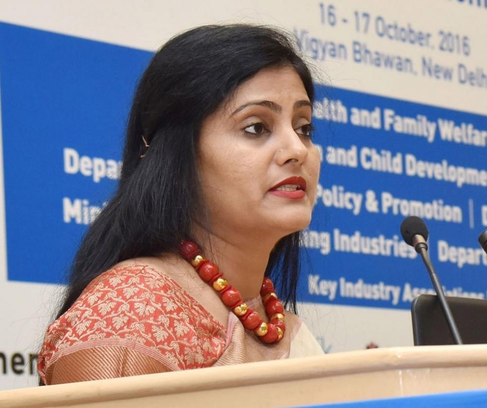 The Weekend Leader - Anupriya Patel gets a place in Modi Cabinet