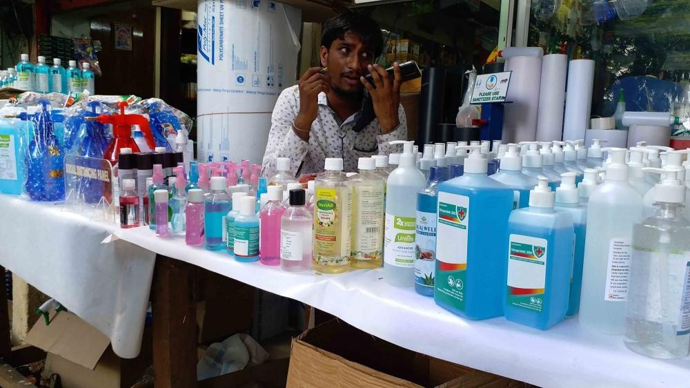 The Weekend Leader - Alcohol-based hand sanitisers to attract 18% GST