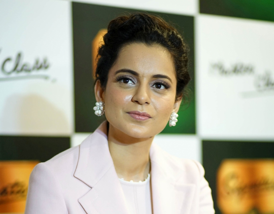 Kangana thanks Amit Shah for giving her Y-plus security