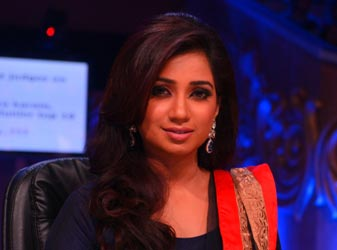 It has been such a long musical journey for Shreya Ghoshal