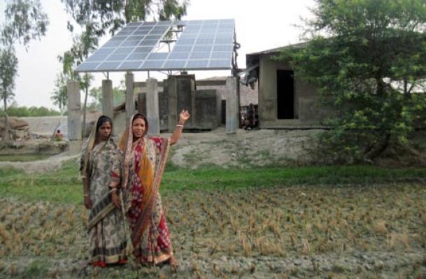 Women powered