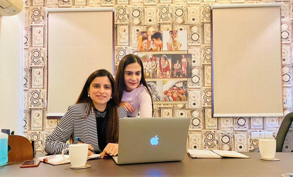 The Weekend Leader - Mishi Mehta Sood and Tania Malhotra Sondhi, founders, MatchMe, Indian Matchmaking service, India, Story