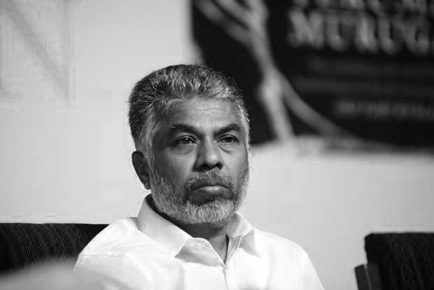 Isn't life, but memories: Perumal Murugan