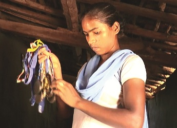 The Odisha school girl who blazed the international track is now washing utensils