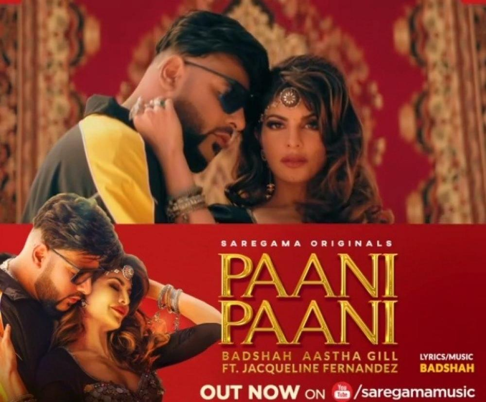 The Weekend Leader - Badshah: Only wanted Jacqueline to be part of 'Paani Paani'
