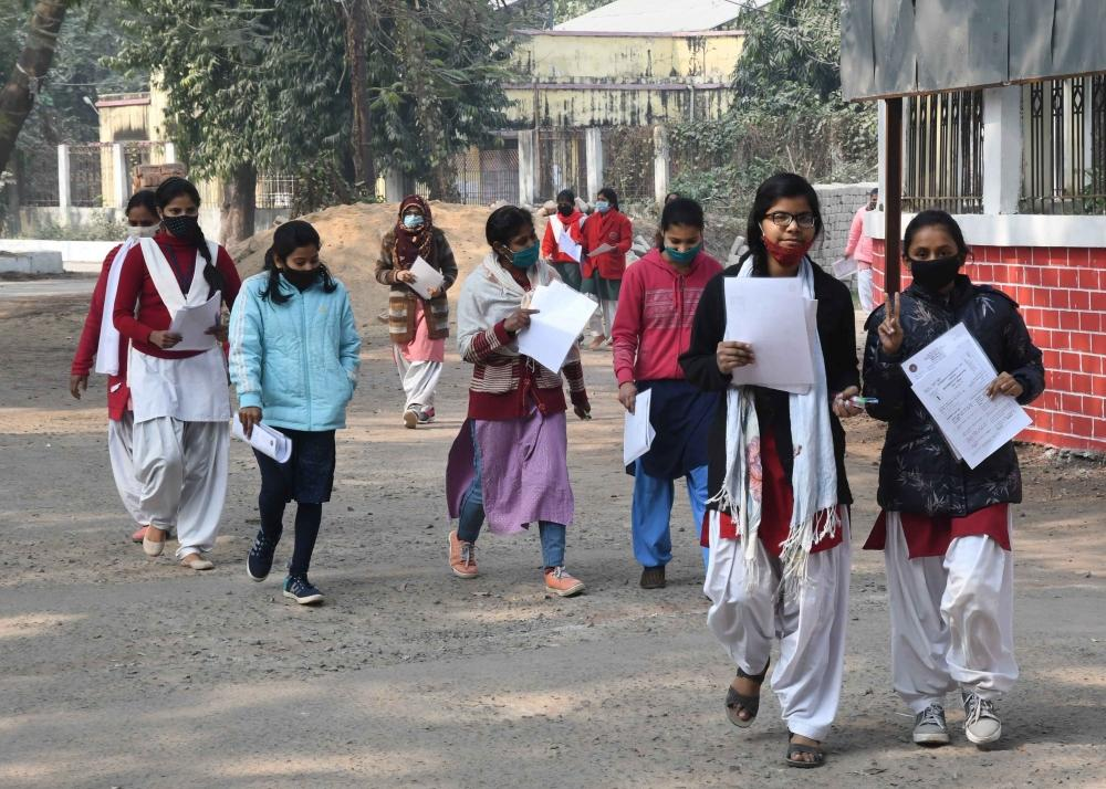 The Weekend Leader - Telangana cancels Class 12 board exams