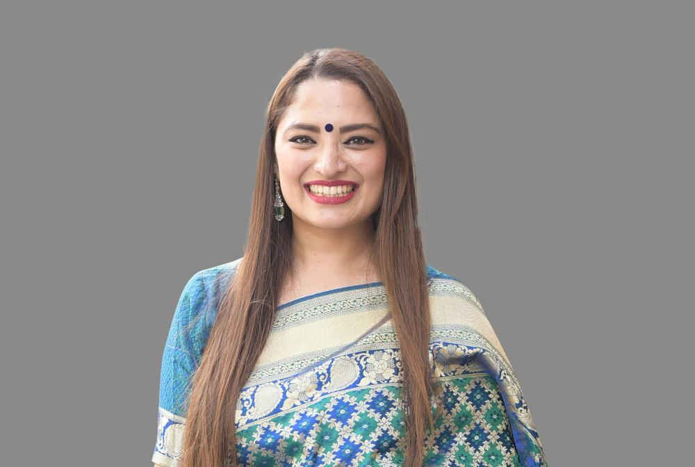 The Weekend Leader - Geeta Singh | Founder, Yellow Coin Communication | Public Relations Firm