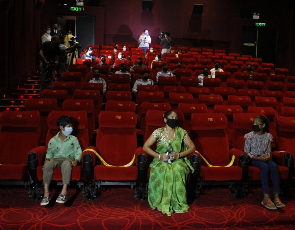 The Weekend Leader - UP cinema halls refuse to reopen amid restrictions
