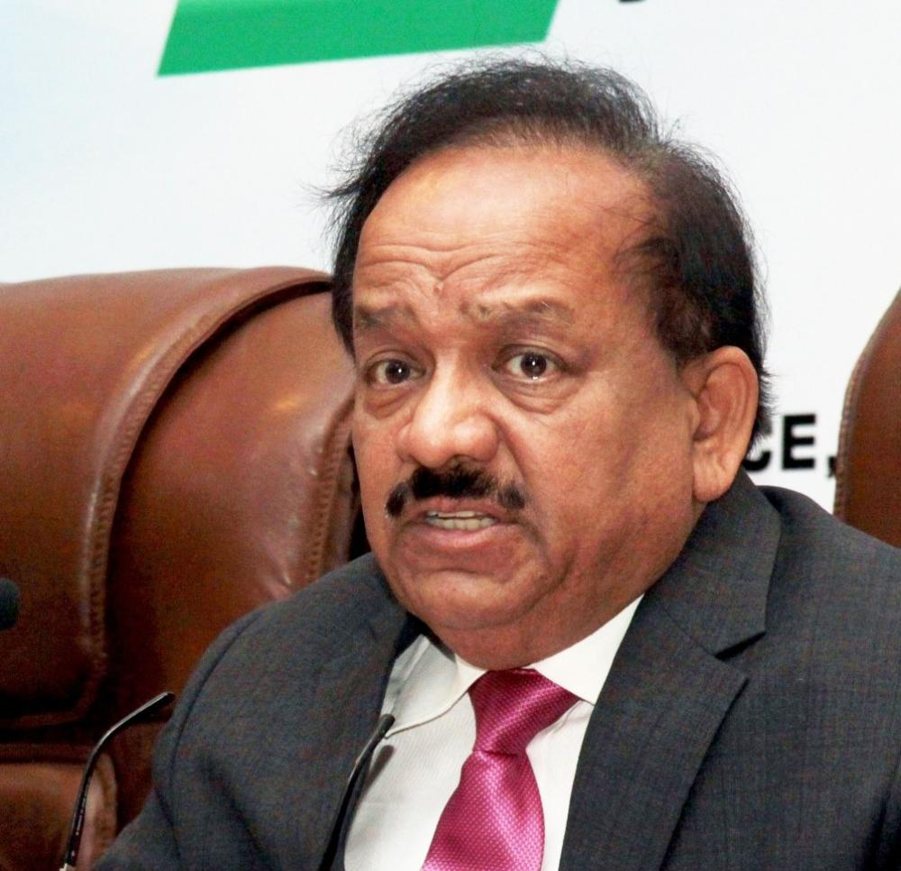 The Weekend Leader - 54% say Harsh Vardhan made a scapegoat