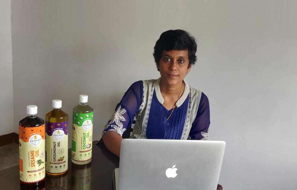 The Weekend Leader - Sindhu Arun | Founder, PRESSO, AgriPro Industries