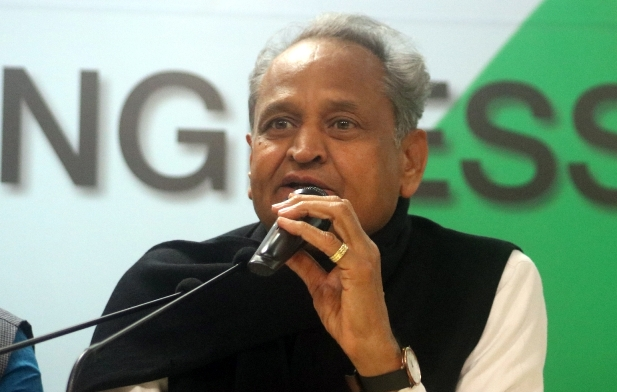 ?Rajasthan CM postpones all meetings for one month