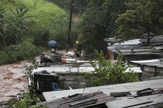 ?Tropical storm Eta kills 26 in Honduras