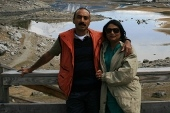 Arrested IPS officer Sanjiv Bhatt's wife fears fake encounter