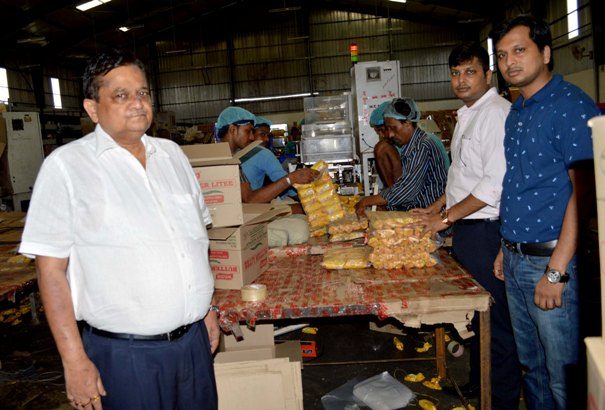 How a grocer's son started a biscuit factory and became a crorepati