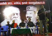 """As long as the LTTE remained, the Tamils felt protected and secure"""