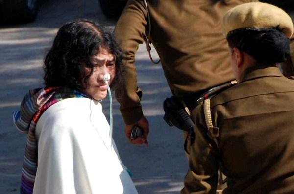 The Weekend Leader - Book on Irom Sharmila | Kishalay Bhattacharjee's book, Che in Paona Bazaar