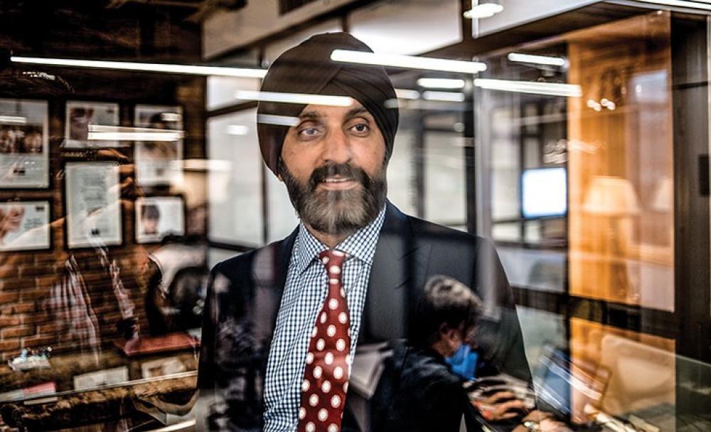 The Weekend Leader - Amarinder Singh, Amar Singh, founder, Clove Dental chain