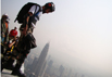 Plunging into history by making India's first BASE jump
