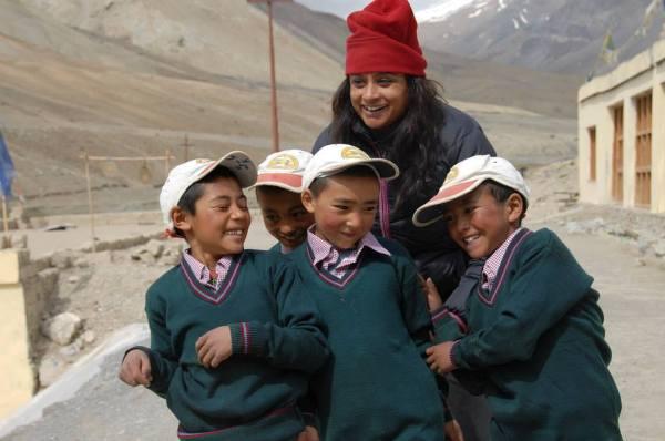 The Weekend Leader - 17,000ft Foundation | Sujata Sahu