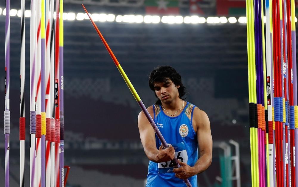 The Weekend Leader - Chopra wins javelin gold at Meeting Cidade de Lisboa