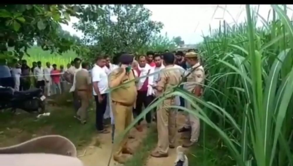The Weekend Leader - Former BJP district chief Sanjay Khokhar shot dead in Baghpat