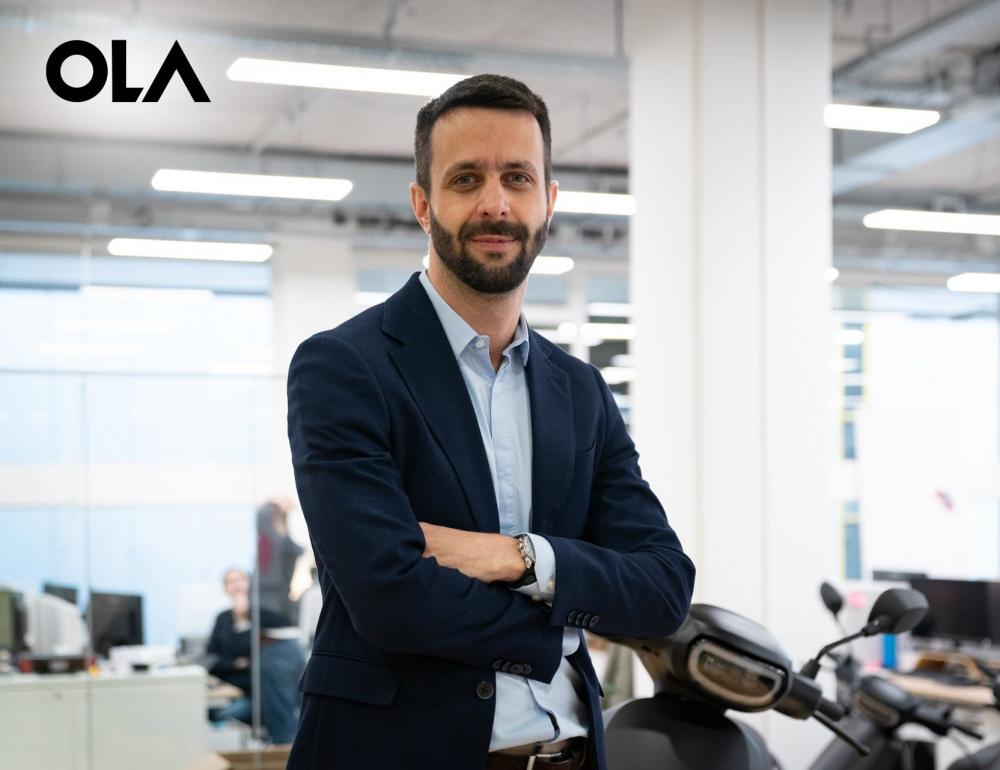 The Weekend Leader - Ola ropes in Julien Geffard to lead electric business in Europe