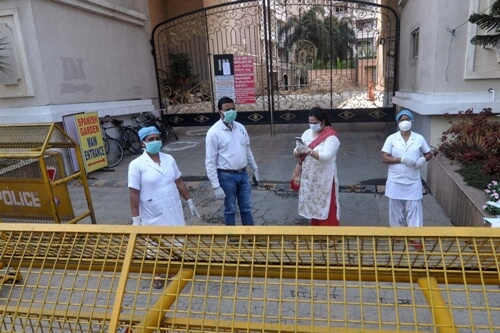 IB office in Bhubaneswar sealed, staff in quarantine