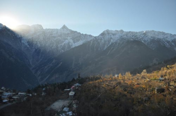 'Kalpa is a pure scenic bliss that one can never get enough of'