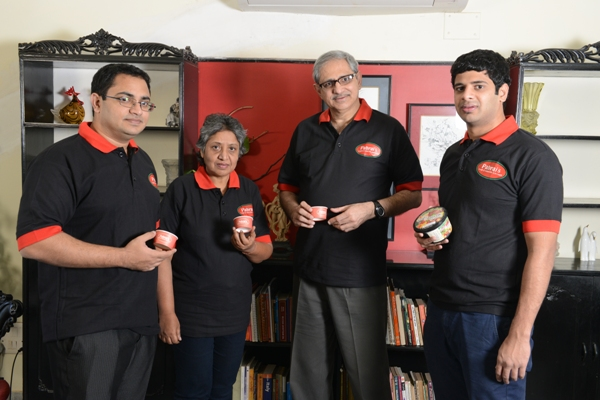 How a family built a successful business with fruits after suffering losses in their first venture