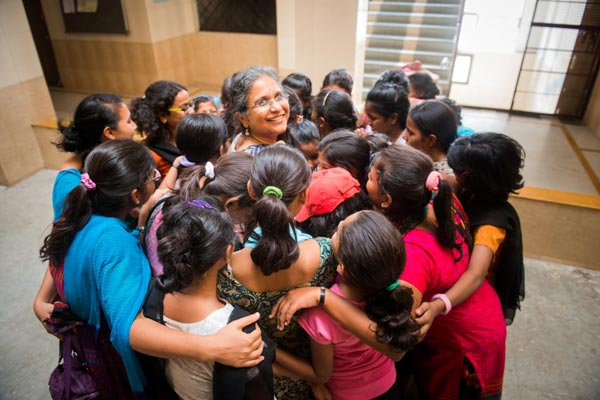 The Weekend Leader -  Priti Patkar's 28-year journey at Prerana working with children of sex workers