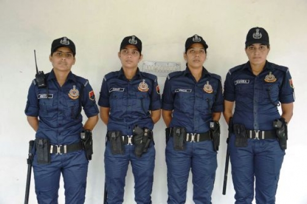 Udaipur's all-women patrol squad instills a sense of security among the women