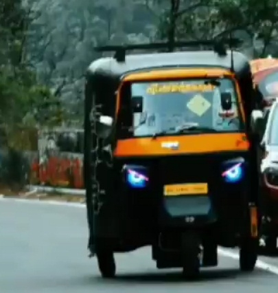 The Weekend Leader - Kerala auto driver fined Rs 2K garners sympathy