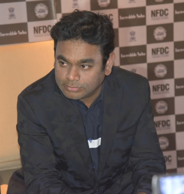 Madras HC notice to A.R. Rahman in IT case