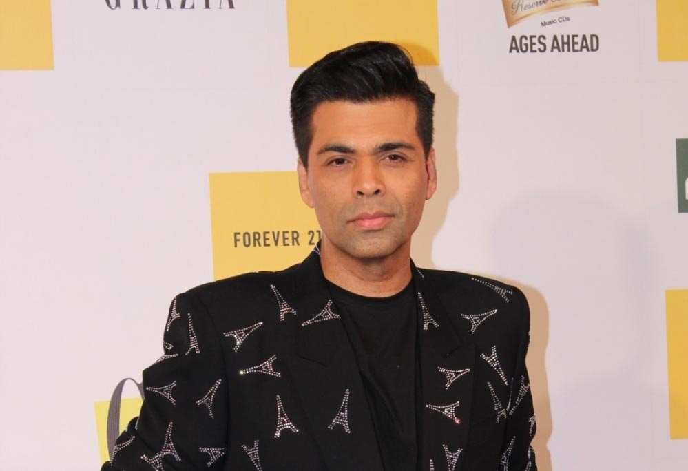 #Karan_Johar_Insults_IAF trends as netizens troll filmmaker over ?Gunjan Saxena'