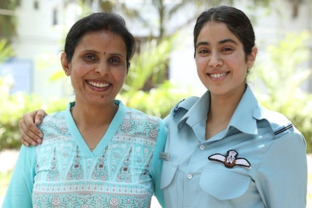 The Weekend Leader - Gunjan Saxena: I had support of fellow officers, supervisors, commanding officers at IAF