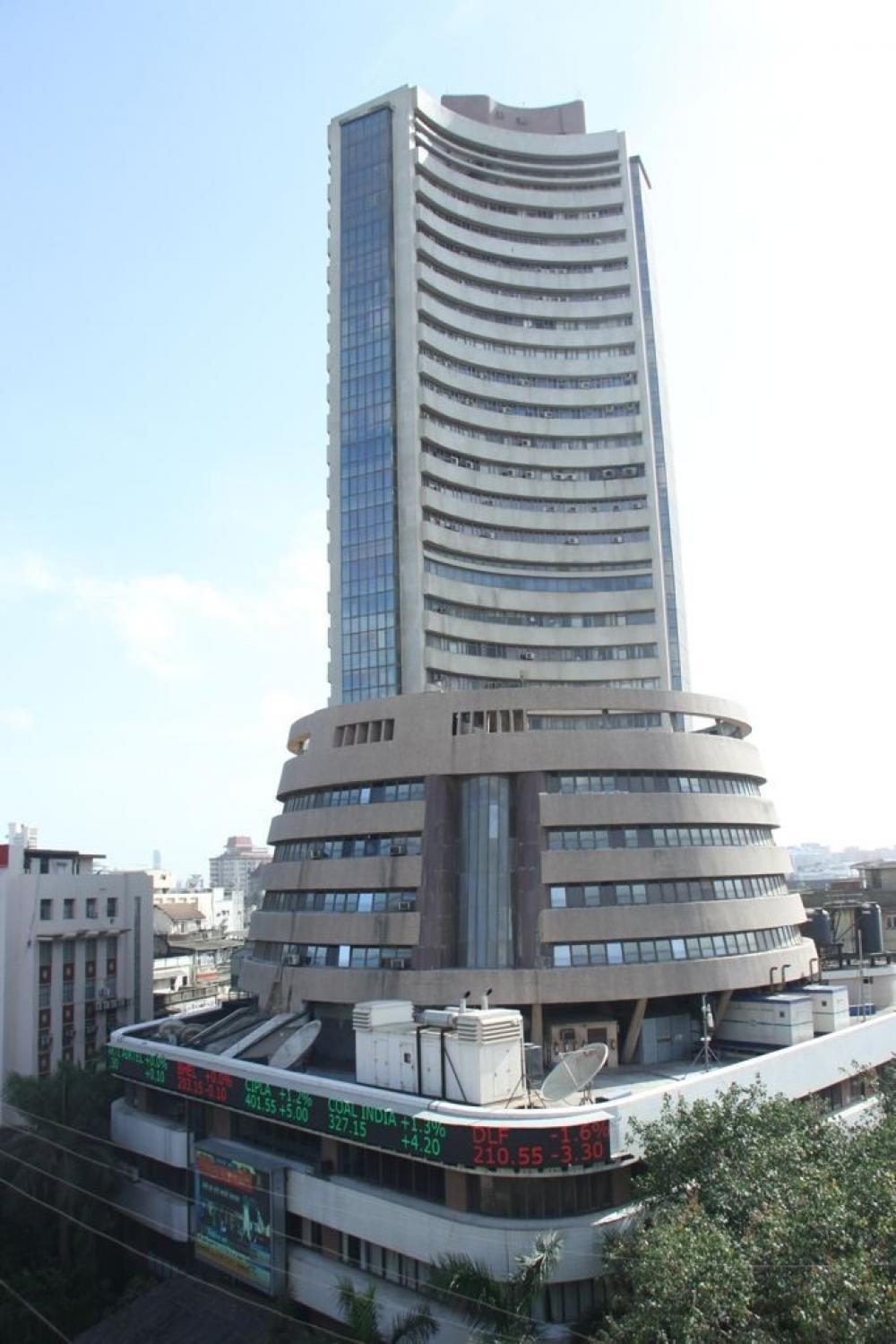 The Weekend Leader - Positive macros push equities higher; power stocks rise